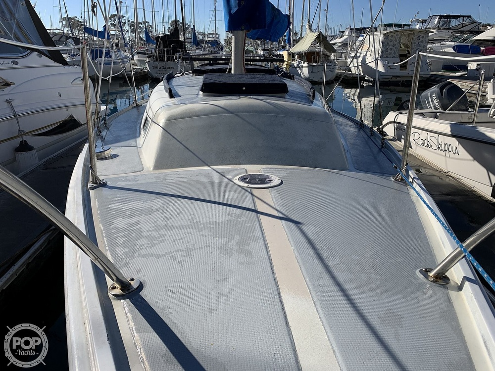 1972 Ericson Yachts boat for sale, model of the boat is 27 & Image # 13 of 40
