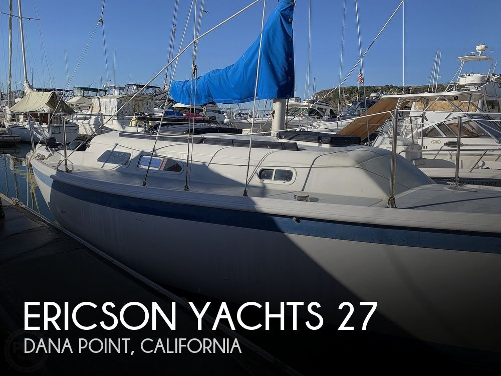 1972 Ericson Yachts boat for sale, model of the boat is 27 & Image # 1 of 40