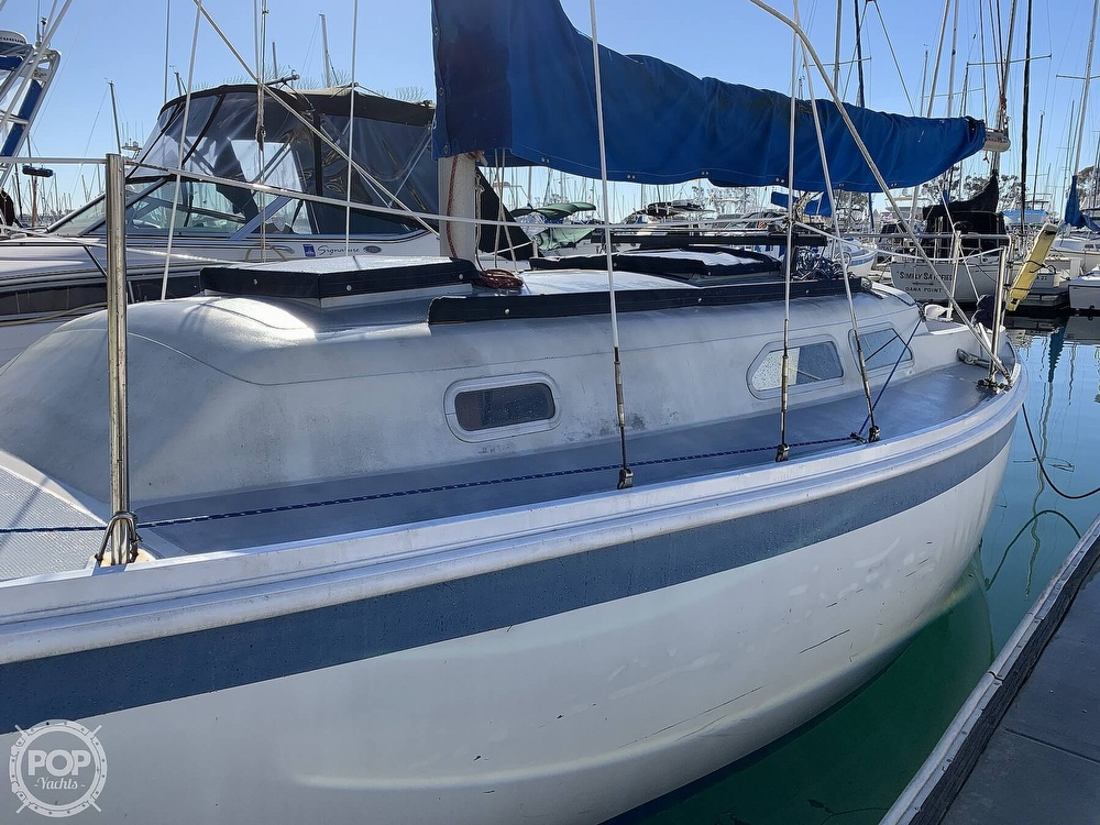 1972 Ericson Yachts boat for sale, model of the boat is 27 & Image # 18 of 40