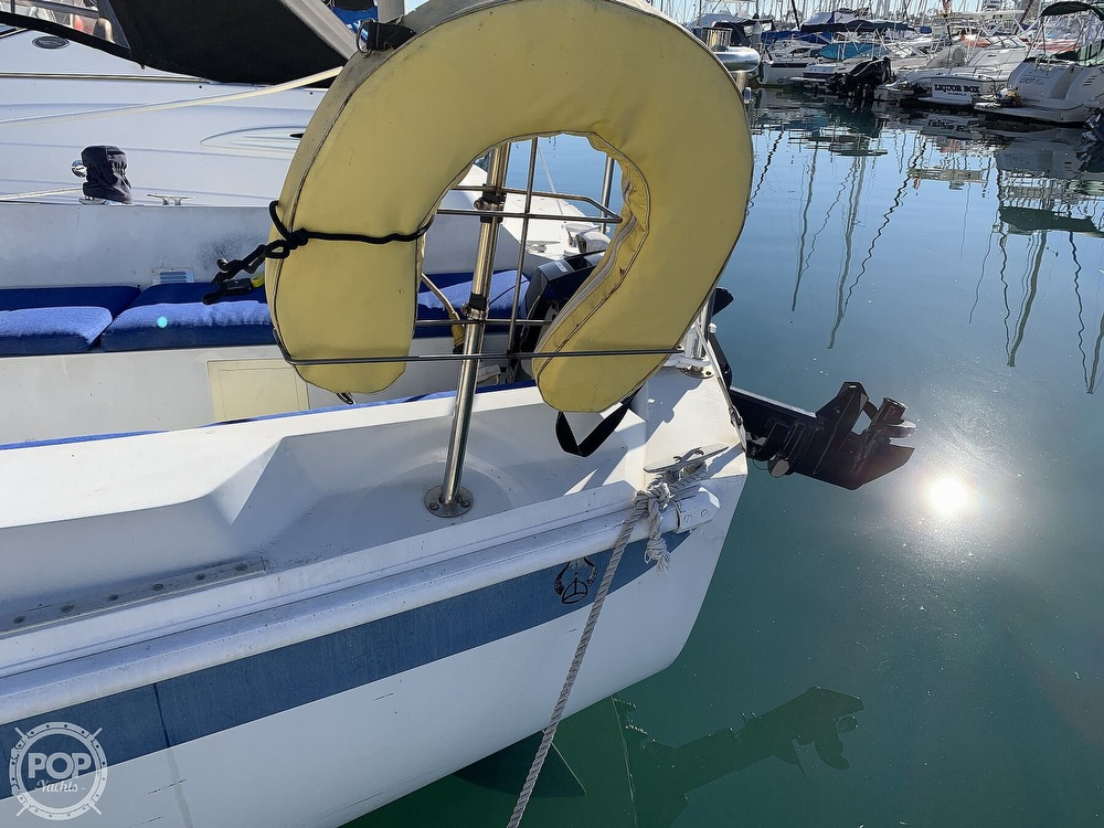 1972 Ericson Yachts boat for sale, model of the boat is 27 & Image # 19 of 40