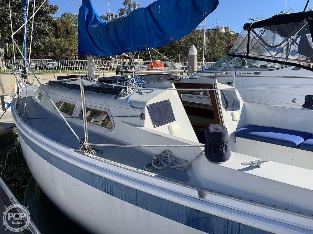 1972 Ericson Yachts boat for sale, model of the boat is 27 & Image # 4 of 40