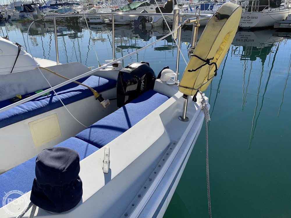 1972 Ericson Yachts boat for sale, model of the boat is 27 & Image # 23 of 40