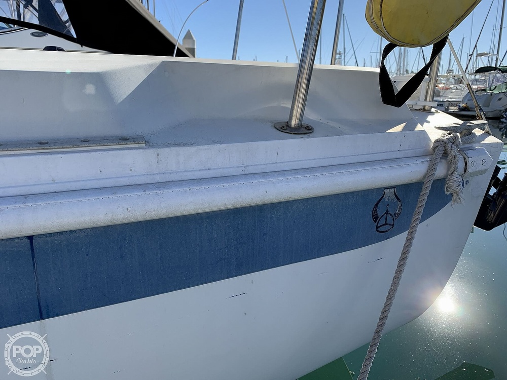 1972 Ericson Yachts boat for sale, model of the boat is 27 & Image # 24 of 40
