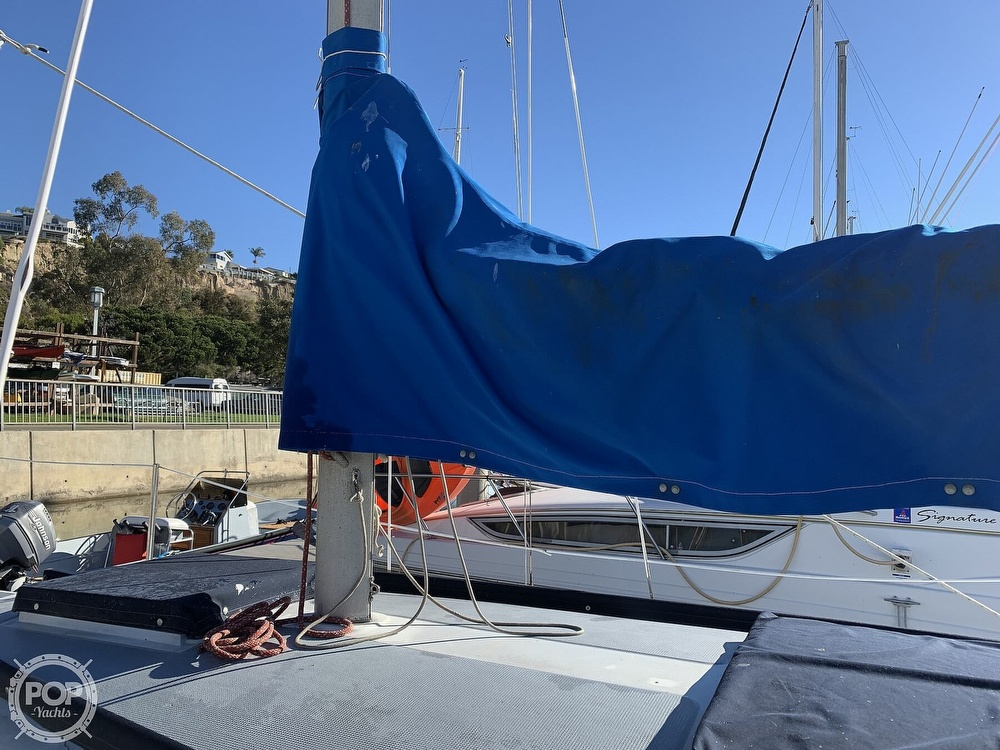 1972 Ericson Yachts boat for sale, model of the boat is 27 & Image # 34 of 40