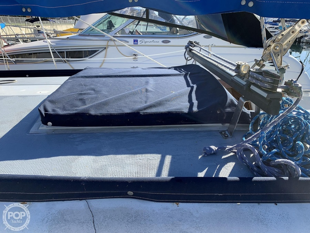 1972 Ericson Yachts boat for sale, model of the boat is 27 & Image # 37 of 40