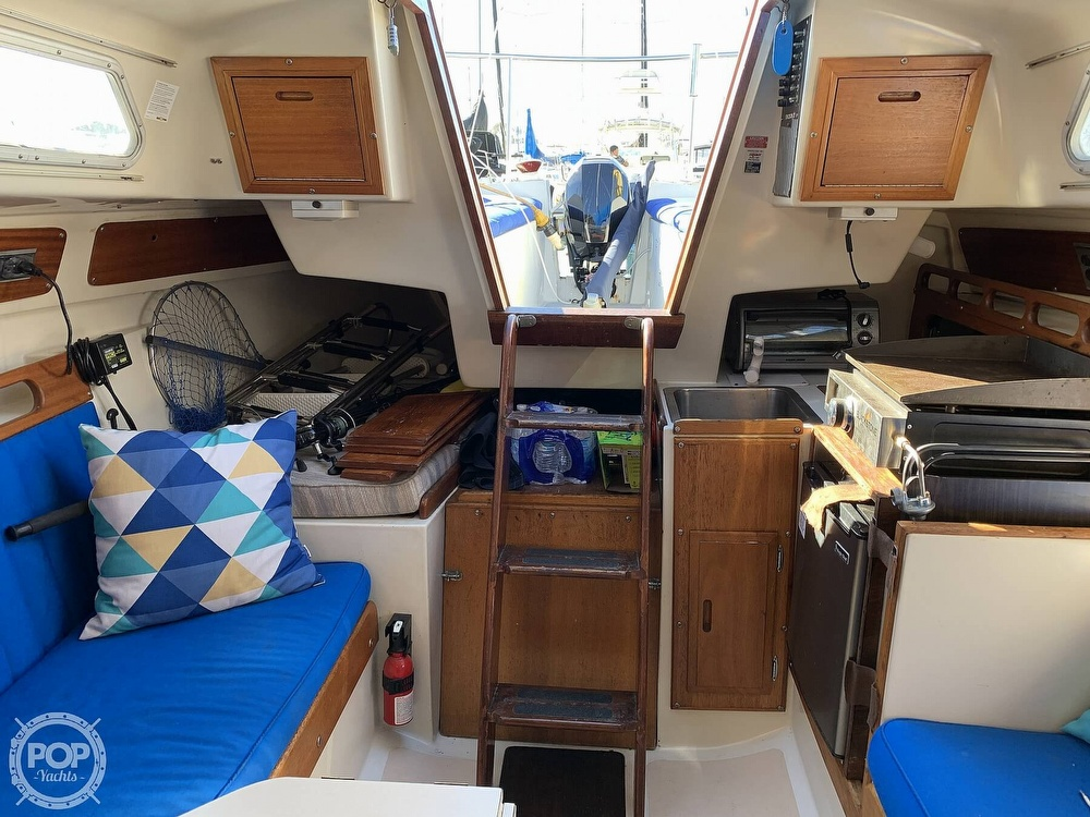 1972 Ericson Yachts boat for sale, model of the boat is 27 & Image # 6 of 40