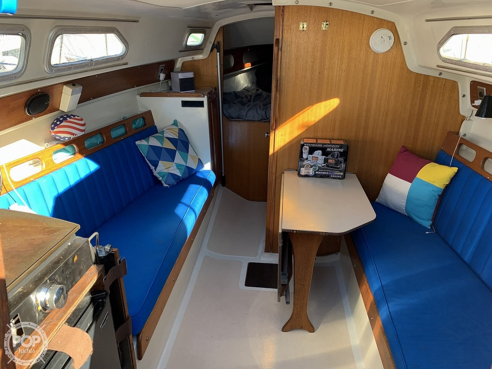 1972 Ericson Yachts boat for sale, model of the boat is 27 & Image # 3 of 40