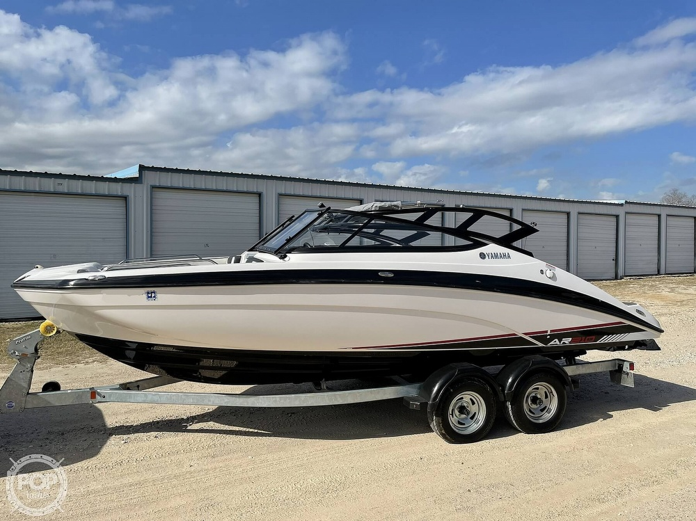 2017 Yamaha boat for sale, model of the boat is AR210 & Image # 8 of 40