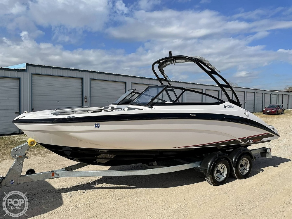 2017 Yamaha boat for sale, model of the boat is AR210 & Image # 12 of 40