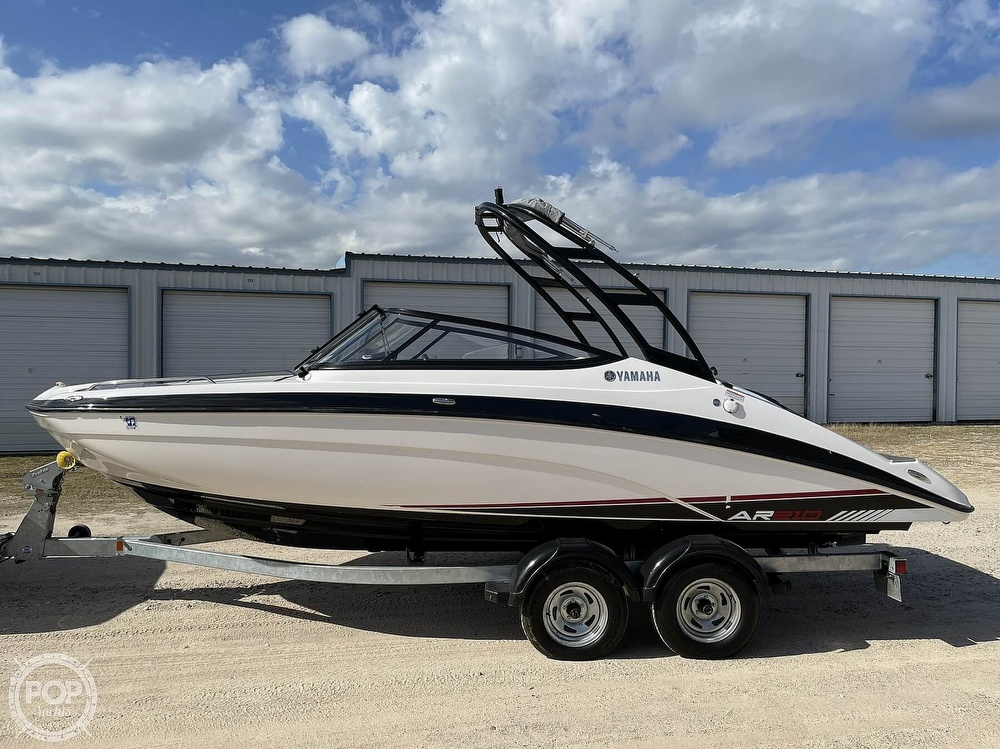 2017 Yamaha boat for sale, model of the boat is AR210 & Image # 13 of 40