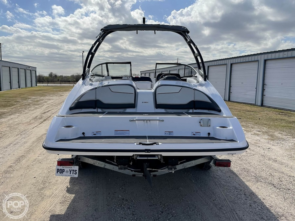 2017 Yamaha boat for sale, model of the boat is AR210 & Image # 14 of 40