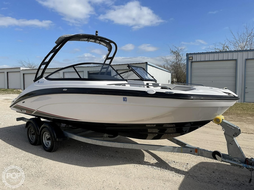2017 Yamaha boat for sale, model of the boat is AR210 & Image # 17 of 40