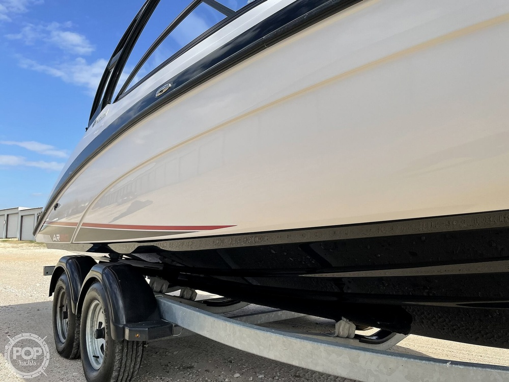 2017 Yamaha boat for sale, model of the boat is AR210 & Image # 22 of 40