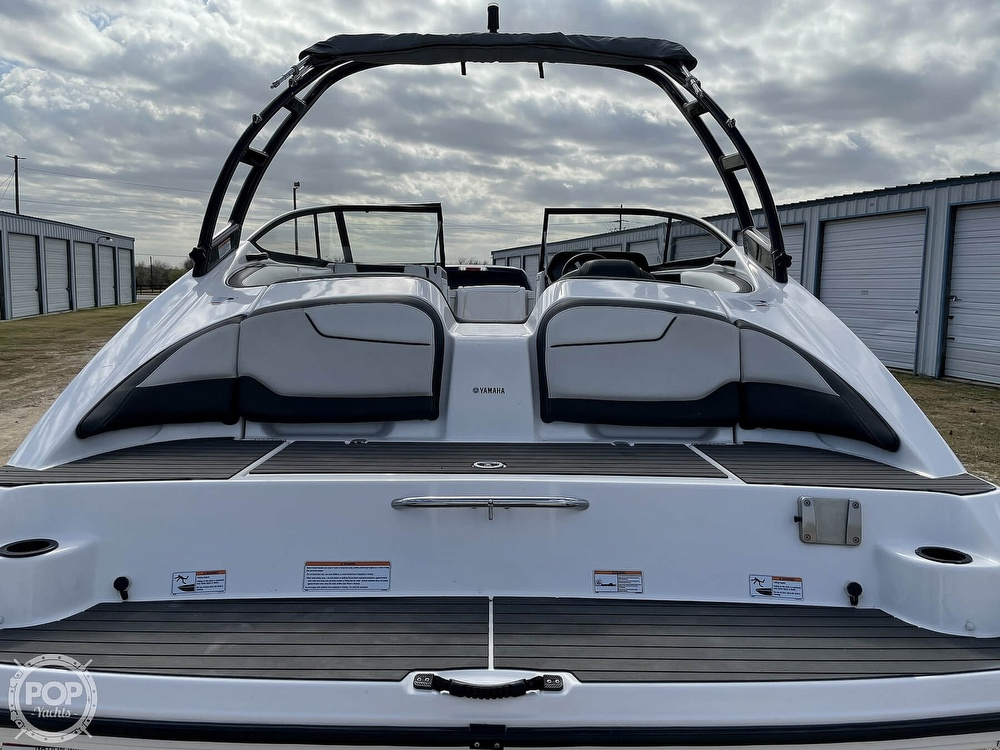 2017 Yamaha boat for sale, model of the boat is AR210 & Image # 28 of 40