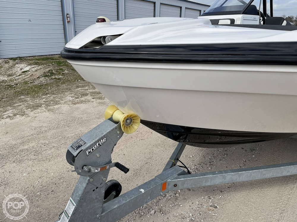 2017 Yamaha boat for sale, model of the boat is AR210 & Image # 37 of 40
