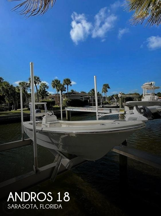 Used Andros 18 Backwater Skiff Boats For Sale by owner | 2019 Andros 18 Backwater Skiff
