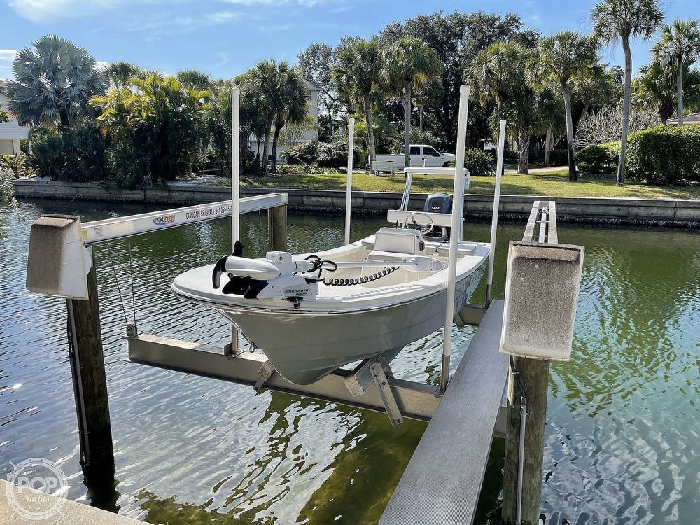 2019 Andros boat for sale, model of the boat is Backwater 18 Skiff & Image # 2 of 40