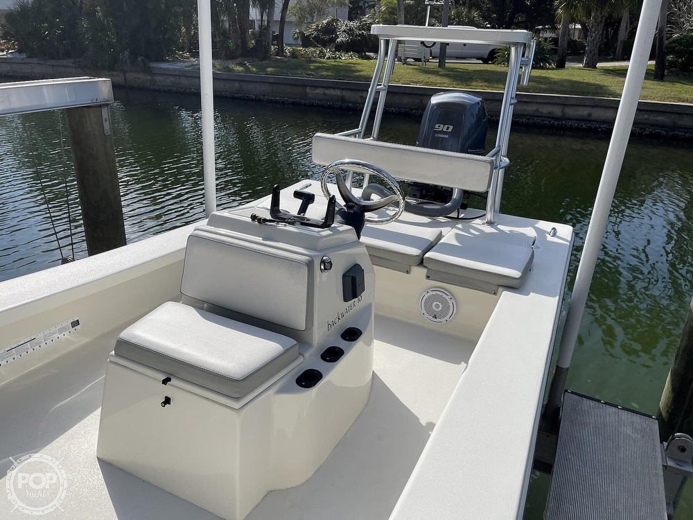 2019 Andros boat for sale, model of the boat is Backwater 18 Skiff & Image # 5 of 40