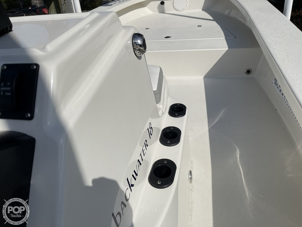 2019 Andros boat for sale, model of the boat is Backwater 18 Skiff & Image # 19 of 40