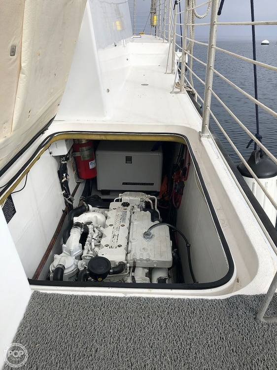 2012 Gold Coast boat for sale, model of the boat is 50 Catamaran & Image # 16 of 17