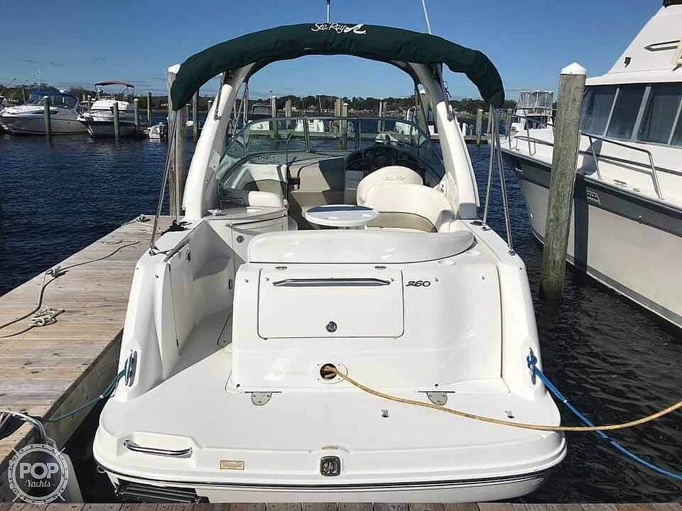 2005 Sea Ray boat for sale, model of the boat is 260 Sundancer & Image # 5 of 40