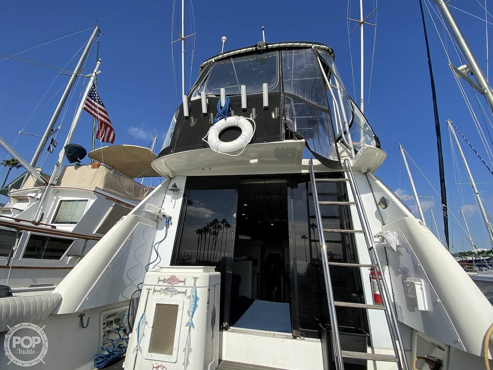 1989 Luhrs boat for sale, model of the boat is Tournament 342 & Image # 18 of 40