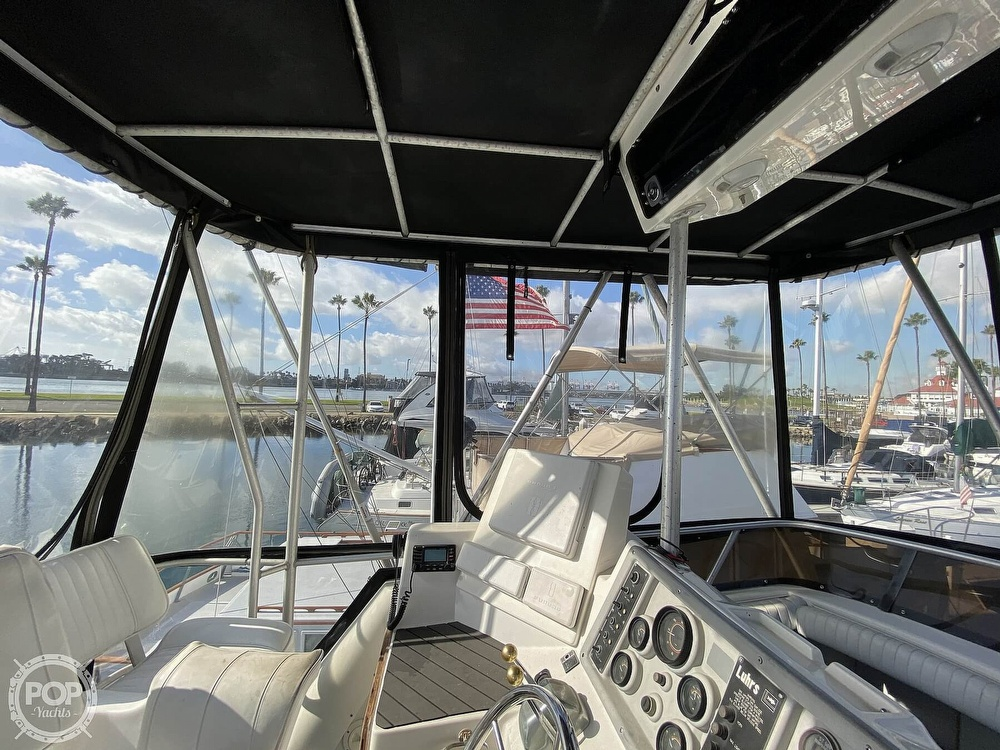 1989 Luhrs boat for sale, model of the boat is Tournament 342 & Image # 19 of 40