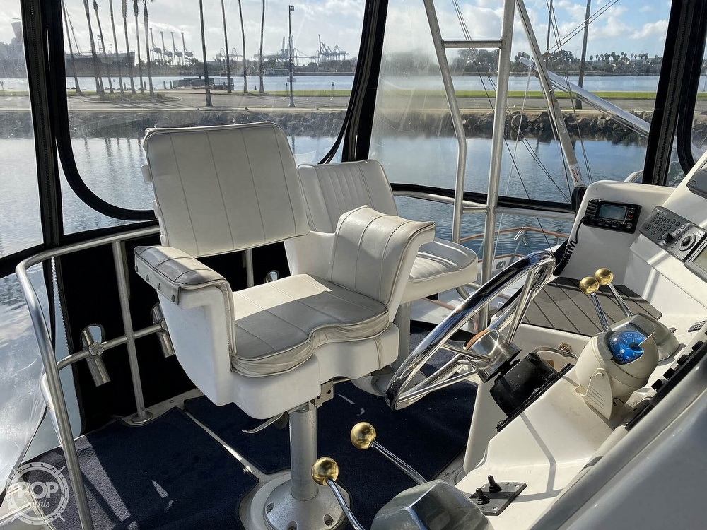 1989 Luhrs boat for sale, model of the boat is Tournament 342 & Image # 23 of 40