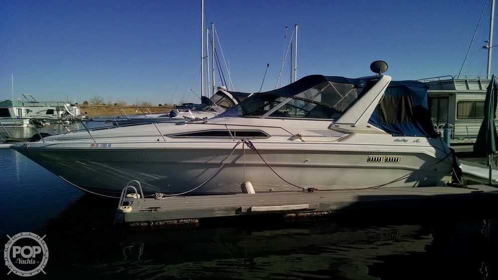 1993 Sea Ray boat for sale, model of the boat is 330 EC & Image # 3 of 32