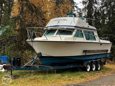 Tollycraft 26 Sedan, 26, for sale - $30,600