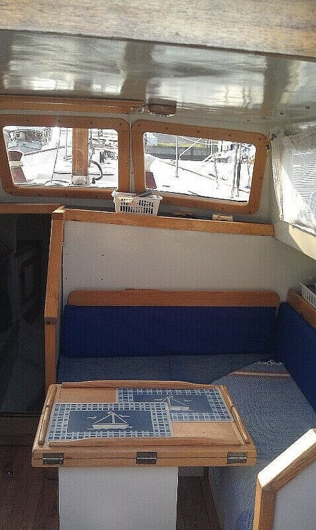 2001 Endurance boat for sale, model of the boat is SCALDE & Image # 3 of 10