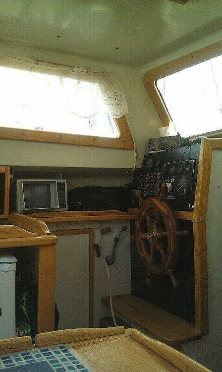 2001 Endurance boat for sale, model of the boat is SCALDE & Image # 4 of 10