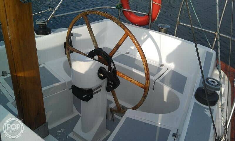 2001 Endurance boat for sale, model of the boat is SCALDE & Image # 8 of 10