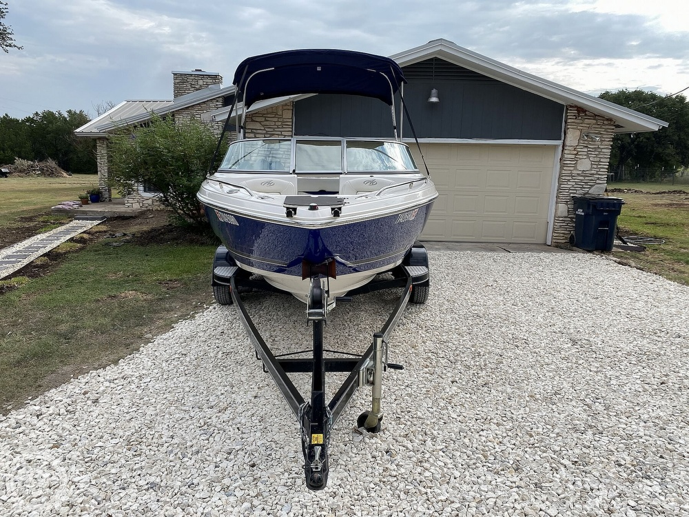 2005 Monterey boat for sale, model of the boat is 194fs & Image # 6 of 40