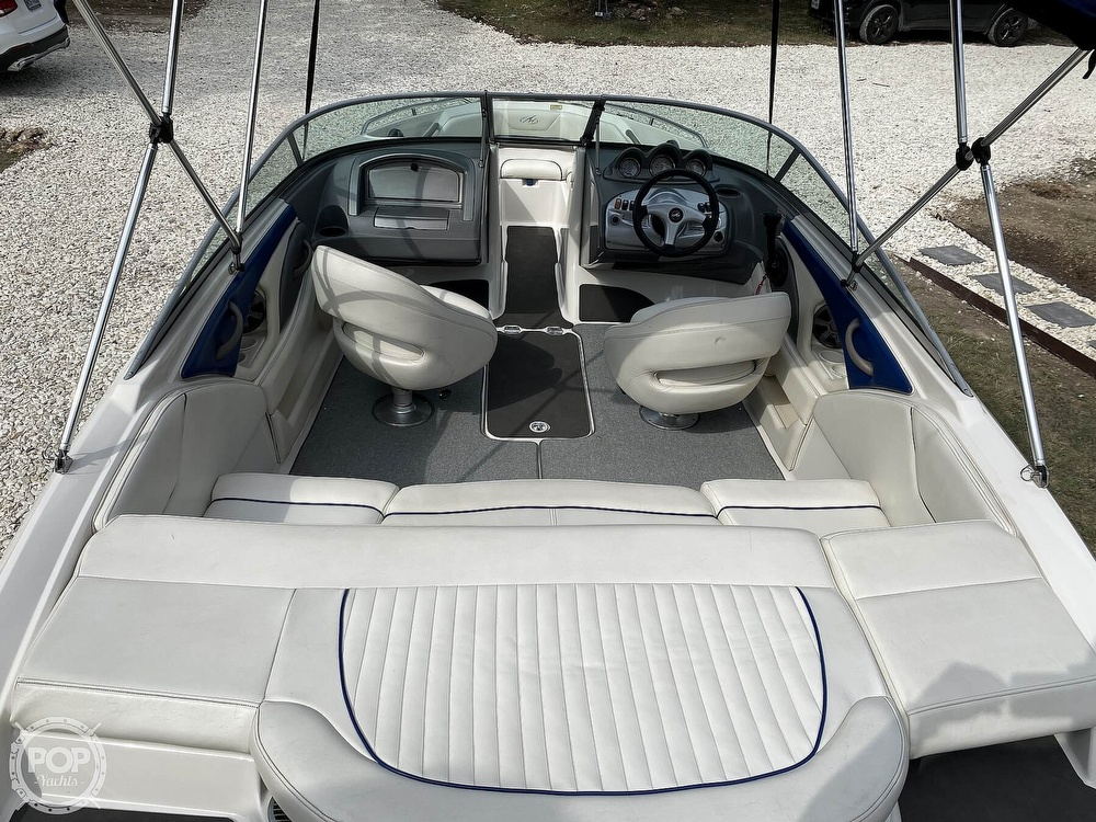 2005 Monterey boat for sale, model of the boat is 194fs & Image # 11 of 40