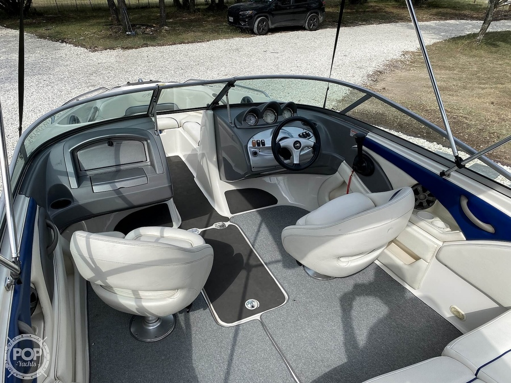 2005 Monterey boat for sale, model of the boat is 194fs & Image # 16 of 40
