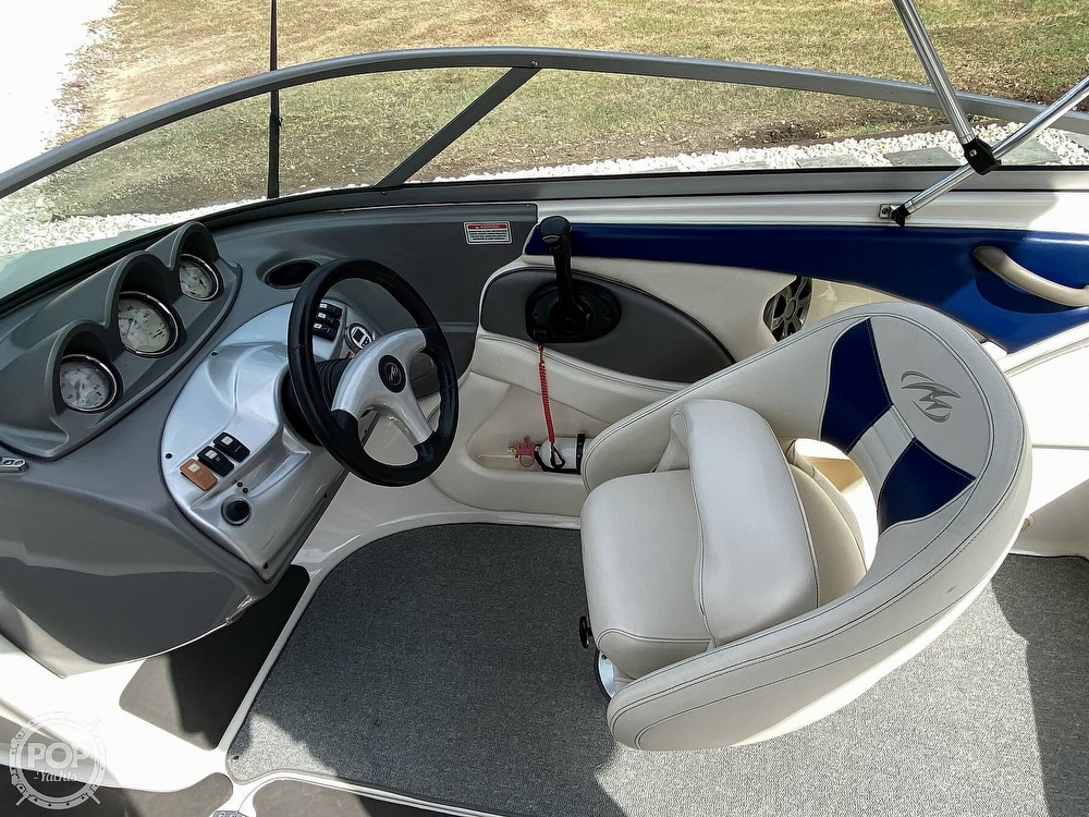 2005 Monterey boat for sale, model of the boat is 194fs & Image # 18 of 40