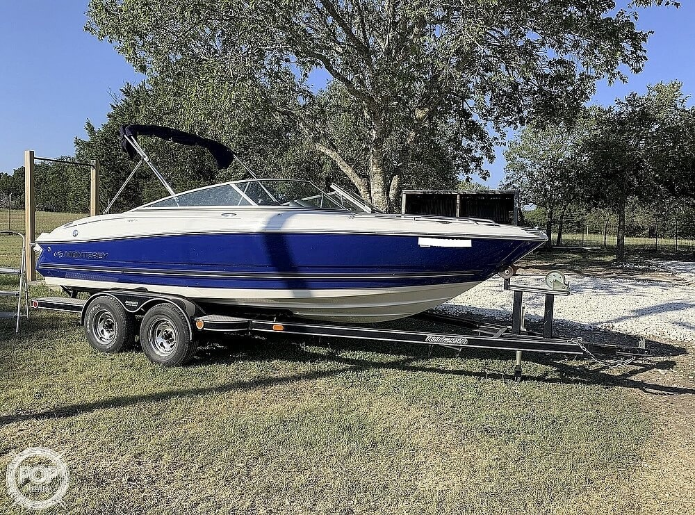 2005 Monterey boat for sale, model of the boat is 194fs & Image # 4 of 40