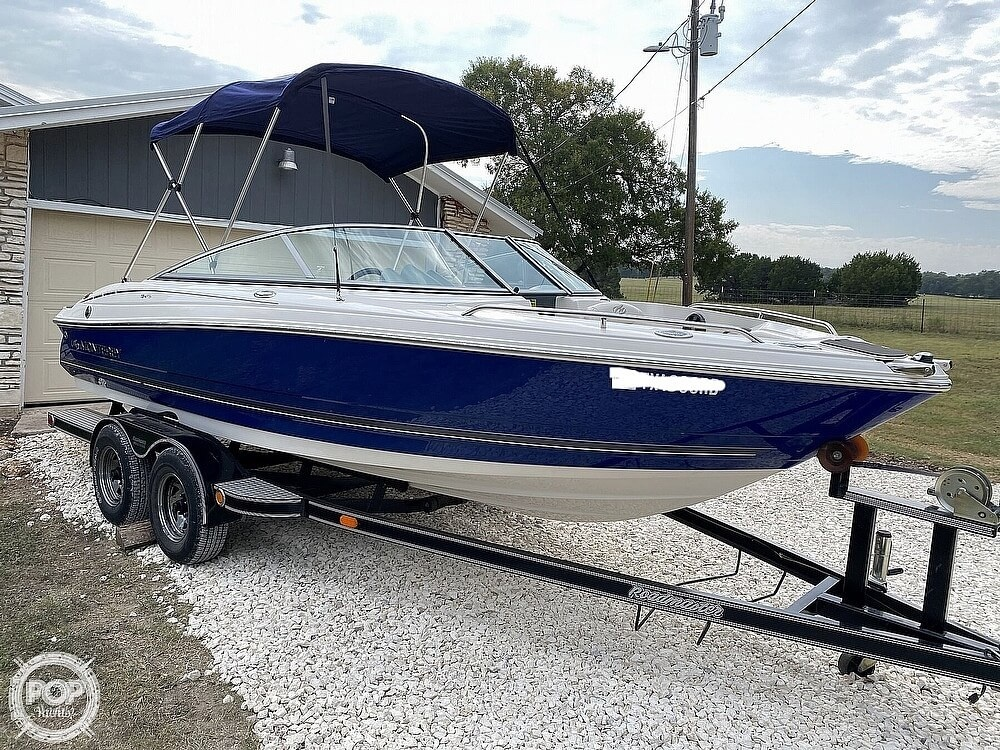 2005 Monterey boat for sale, model of the boat is 194fs & Image # 3 of 40
