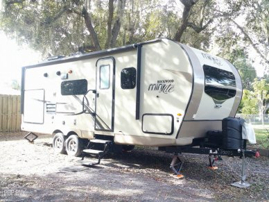 Well Maintained 2019 Forest River-rockwood Mini-lite 2507s
