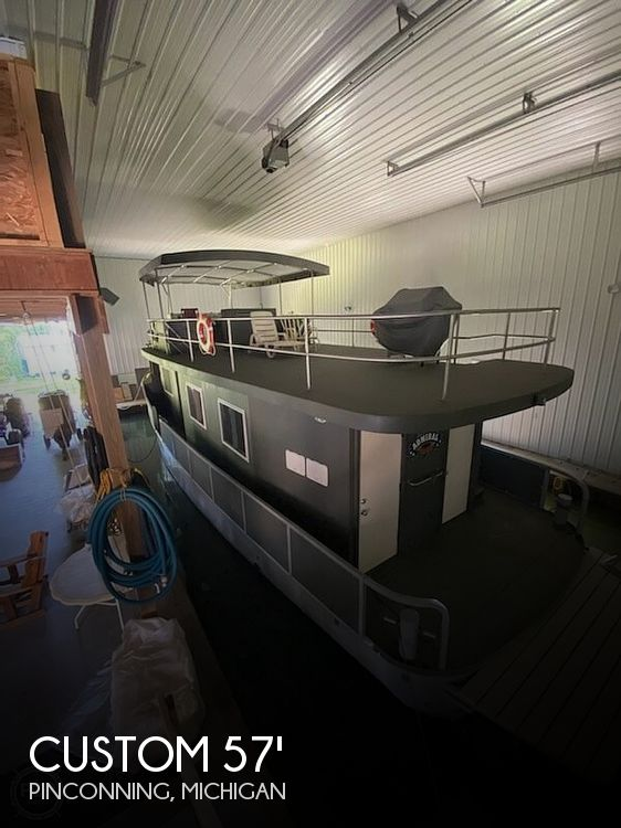 Used Boats For Sale in Saginaw, Michigan by owner | 1950 Custom Refurbished in 2000