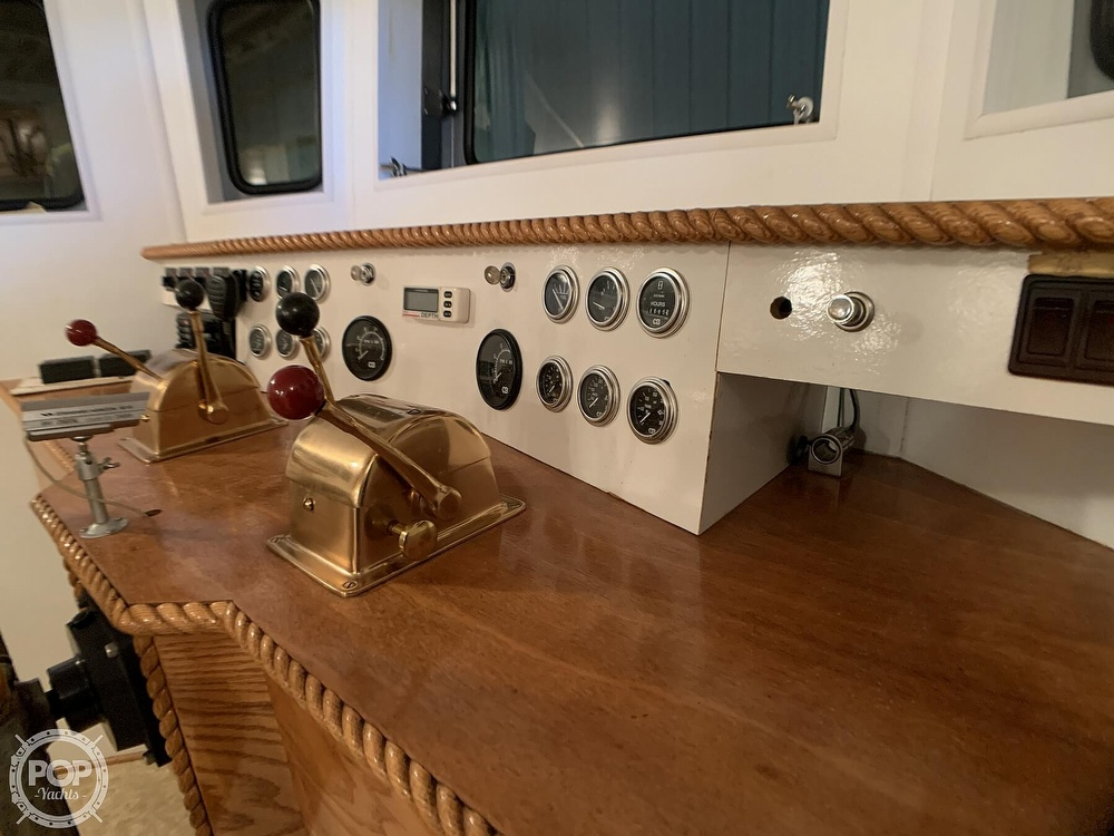 1950 Custom boat for sale, model of the boat is Refurbished in 2000 & Image # 12 of 40