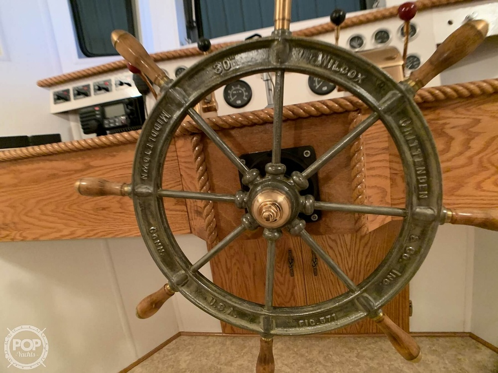 1950 Custom boat for sale, model of the boat is Refurbished in 2000 & Image # 13 of 40
