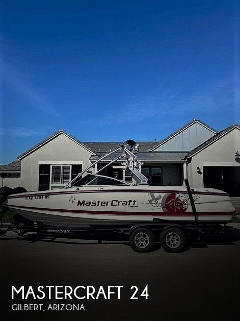 Used Power boats For Sale in Phoenix, Arizona by owner   2008 Mastercraft 24