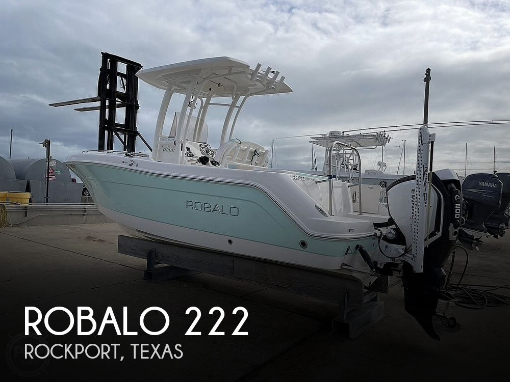 2018 Robalo boat for sale, model of the boat is R222 Explorer & Image # 1 of 40