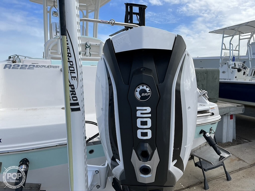 2018 Robalo boat for sale, model of the boat is R222 Explorer & Image # 16 of 40