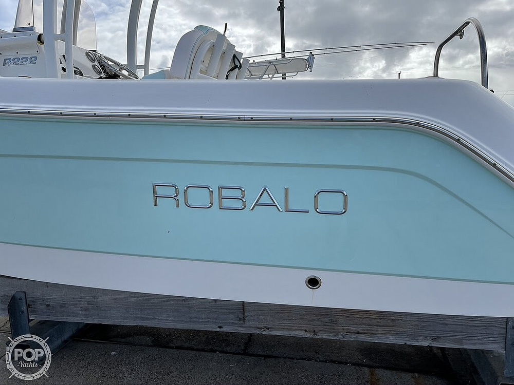 2018 Robalo boat for sale, model of the boat is R222 Explorer & Image # 10 of 40