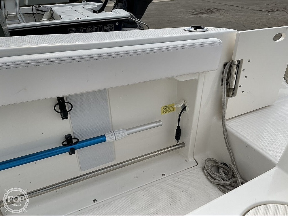 2018 Robalo boat for sale, model of the boat is R222 Explorer & Image # 37 of 40