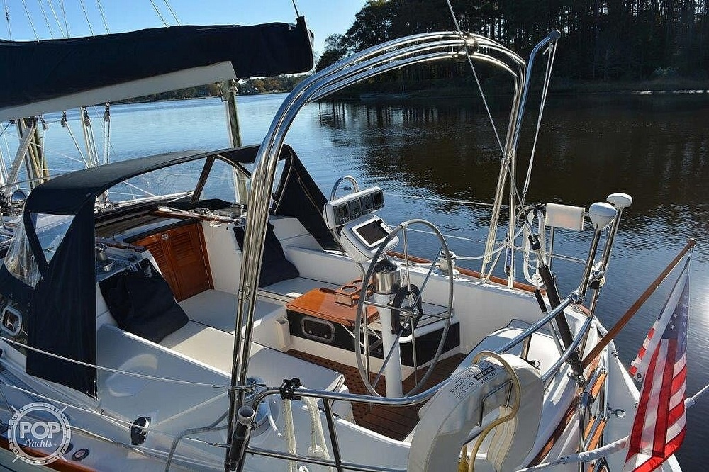 1988 CAL boat for sale, model of the boat is 39 Wing Keel & Image # 6 of 40