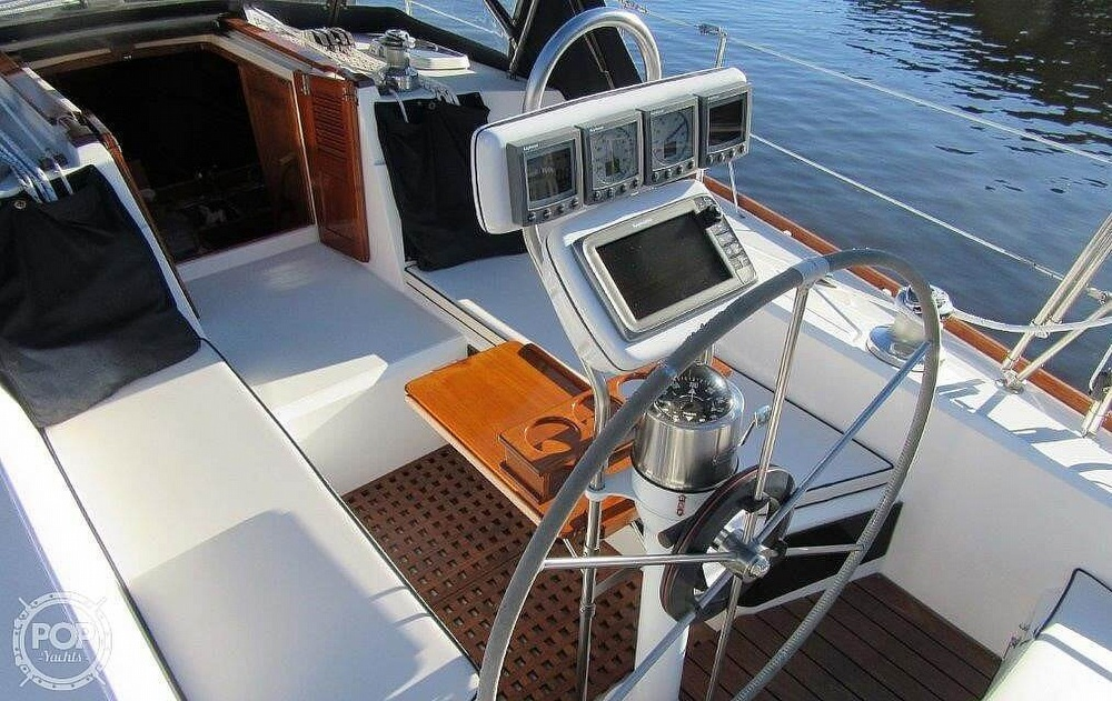 1988 CAL boat for sale, model of the boat is 39 Wing Keel & Image # 9 of 40